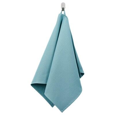 SALVIKEN Hand towel, blue, 50x100 cm