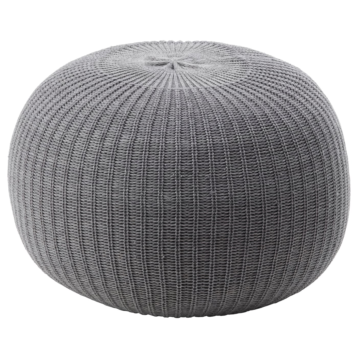 IKEA SANDARED pouffe The cover is easy-care since it can be removed and machine washed.