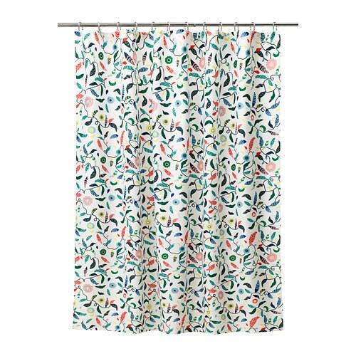 IKEA SANDBREDAN Shower Curtain