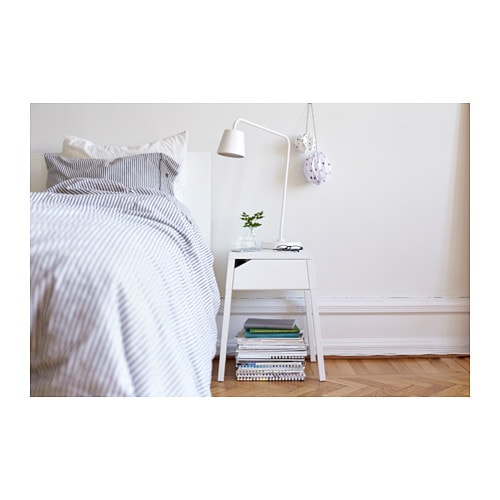 ikea tyssedal bedside table. Black Bedroom Furniture Sets. Home Design Ideas