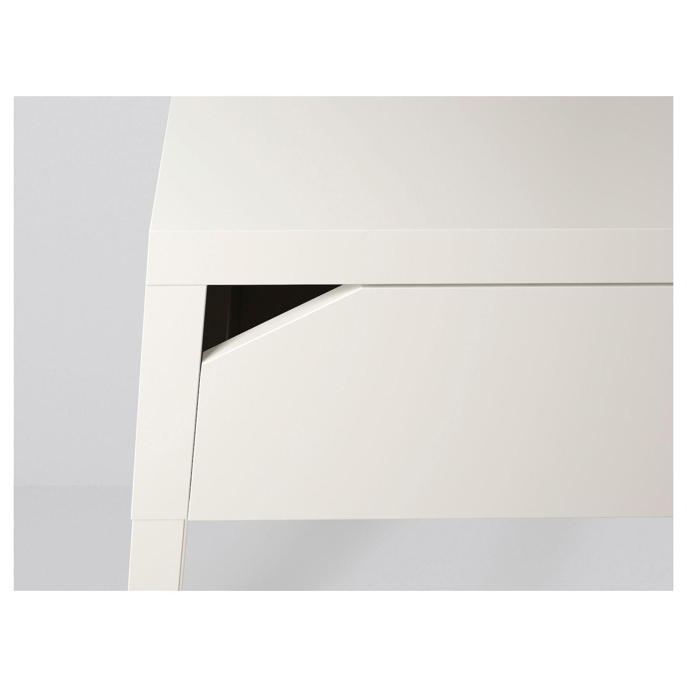 SELJE Bedside Table White X Cm IKEA - White bedside table ikea