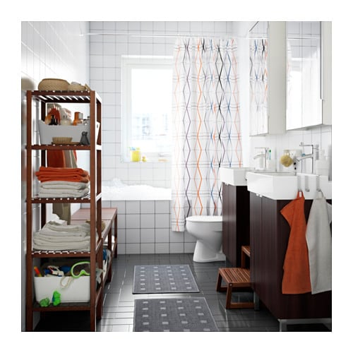... / PRODUCTS / Textiles, curtains & rugs / Shower curtains / SIKUDDEN