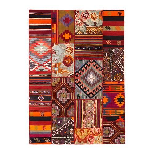 silkeborg rug flatwoven kilim 200x300 cm ikea. Black Bedroom Furniture Sets. Home Design Ideas