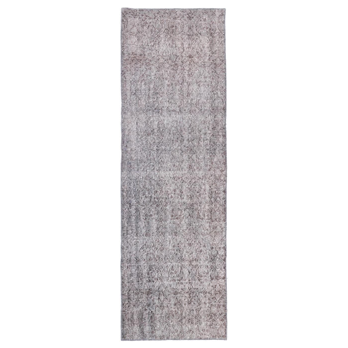 Silkeborg rug low pile grey 80x250 cm ikea for Grey rug ikea
