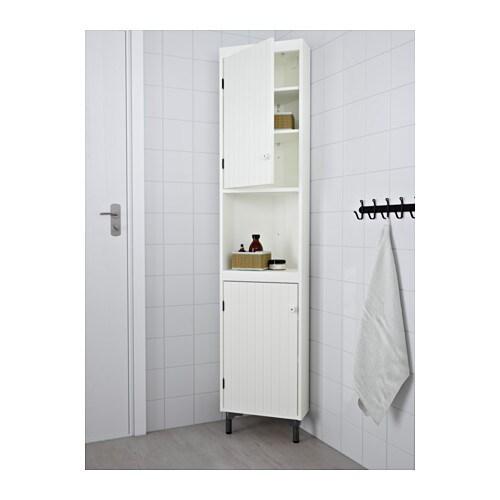 SILVERÅN Corner unit White 40 cm  IKEA