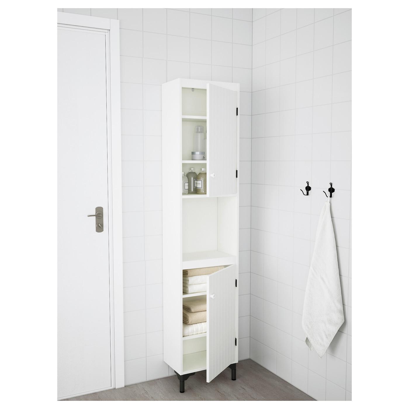 Ideas Ikea Para Espacios Pequeños ~ IKEA SILVERÅN high cabinet with 2 doors You can mount the door to