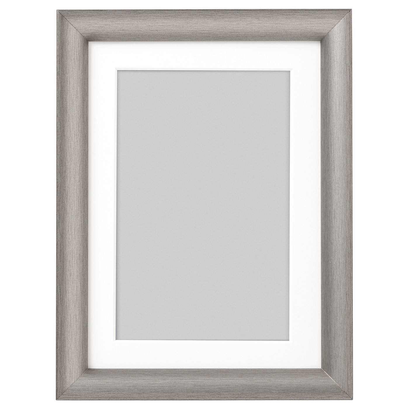 IKEA SILVERHÖJDEN frame PH-neutral mount; will not discolour the picture.