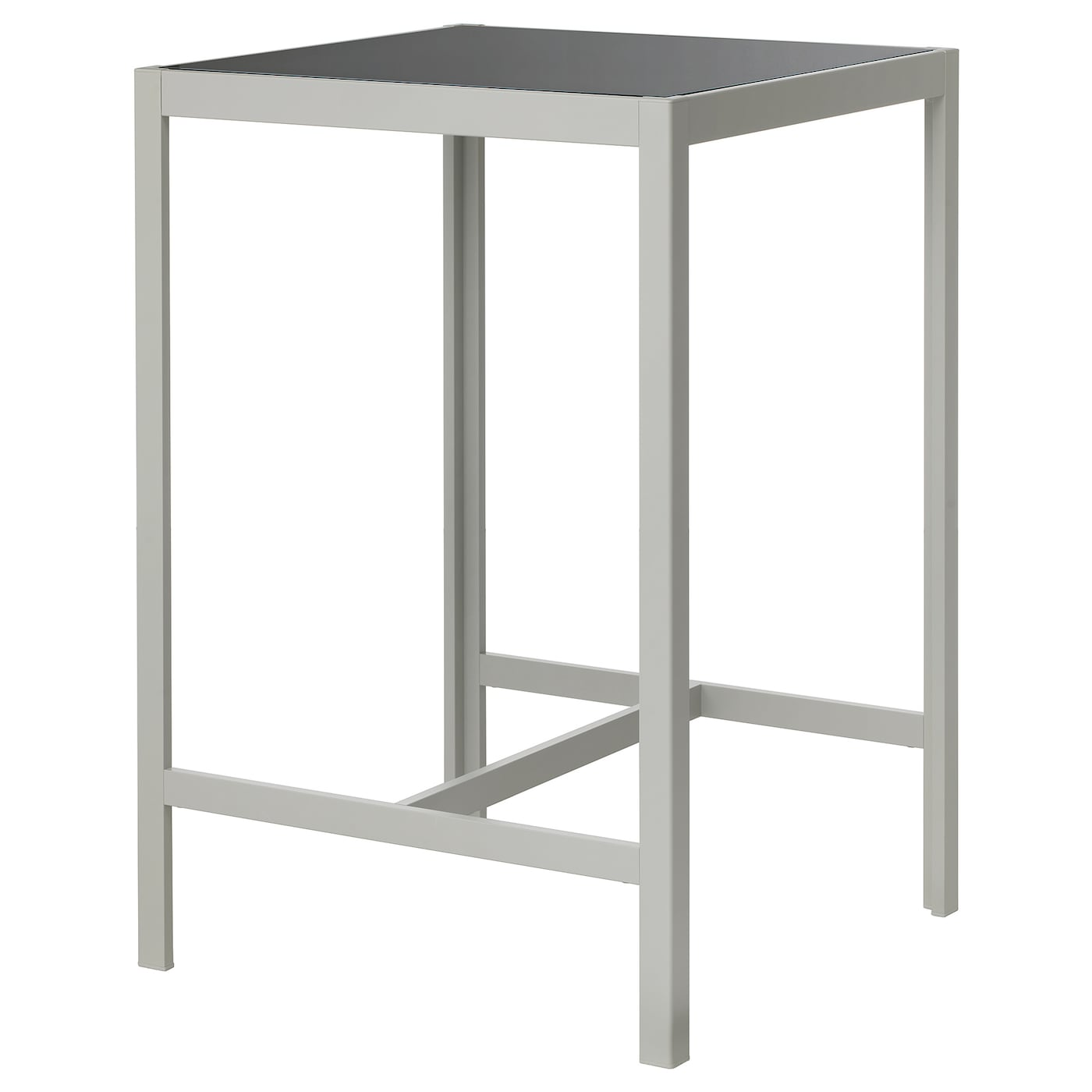 IKEA SJÄLLAND bar table, outdoor Easy to keep clean – just wipe with a damp cloth.