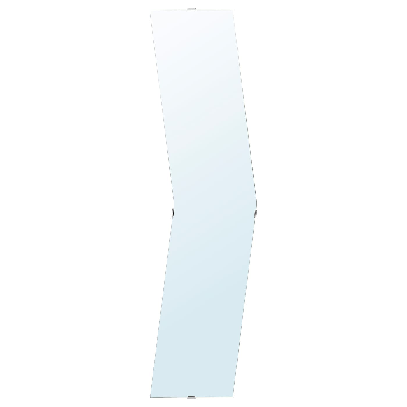 IKEA SKÅBU mirror Full-length mirror. Provided with safety film - reduces damage if glass is broken.