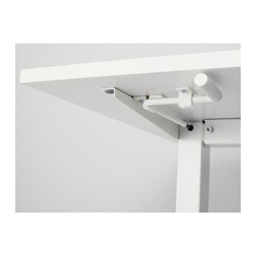 Houseofaura Com Ikea Ergonomic Desk Hack A Standing