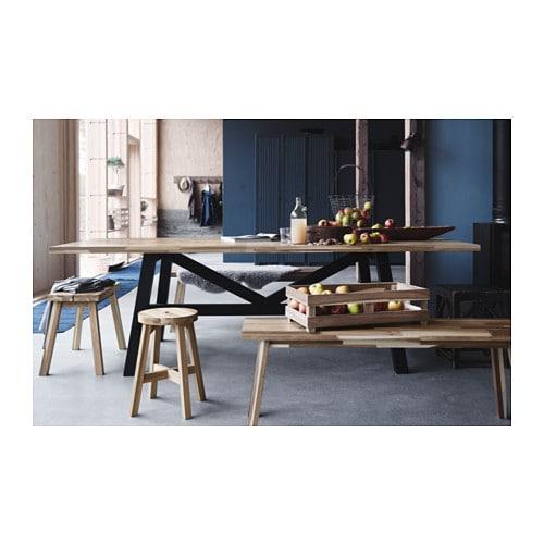 SKOGSTA Dining Table Acacia 240x100 Cm IKEA