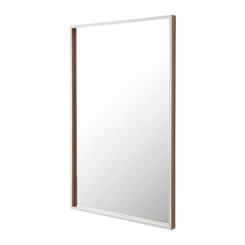 IKEA SKOGSVÅG mirror Suitable for use in most rooms, and tested and approved for bathroom use.
