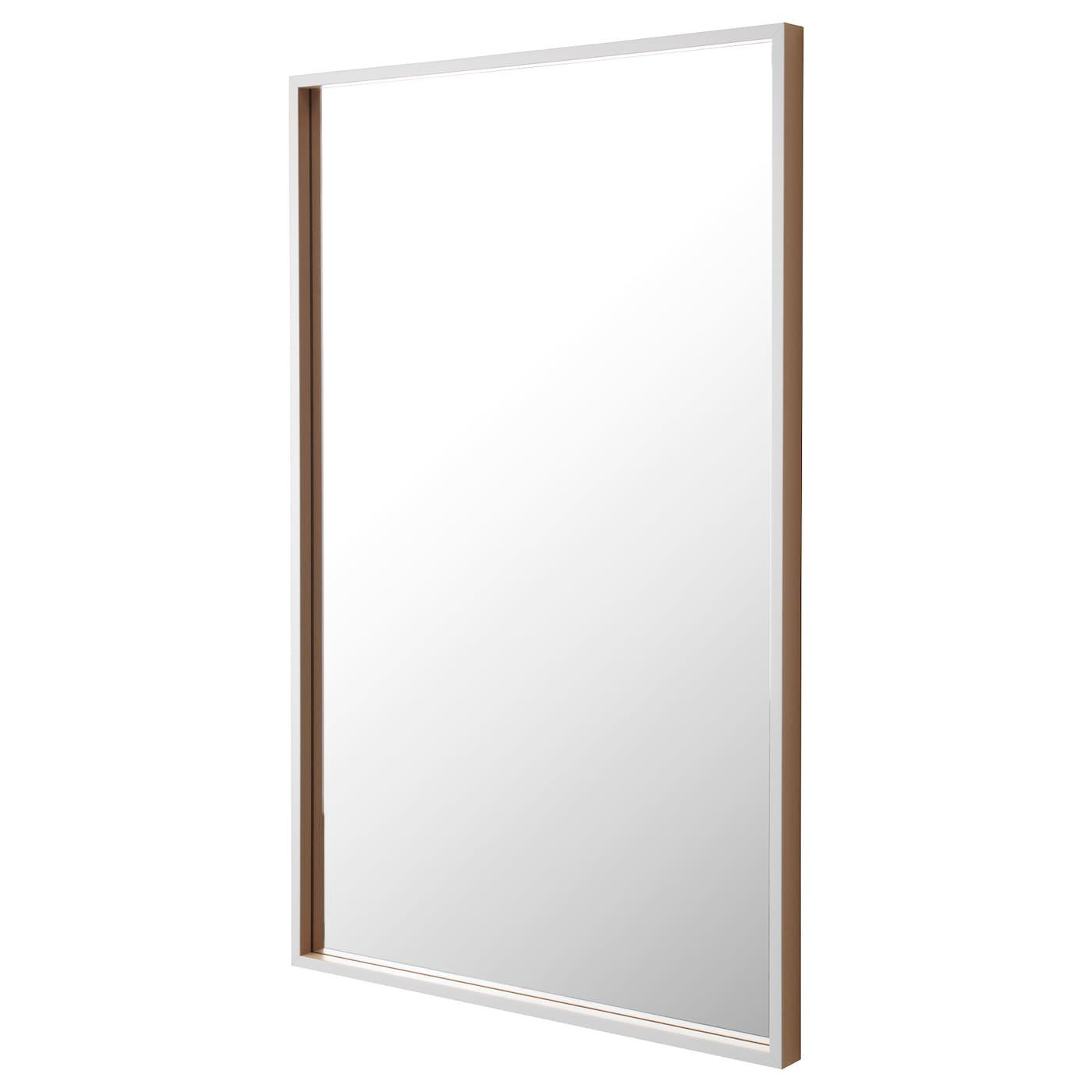 Wall mirrors ikea ireland - Espejo marco blanco ...