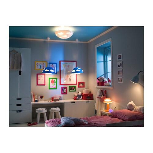 Skojig Ceiling Lamp White Ikea