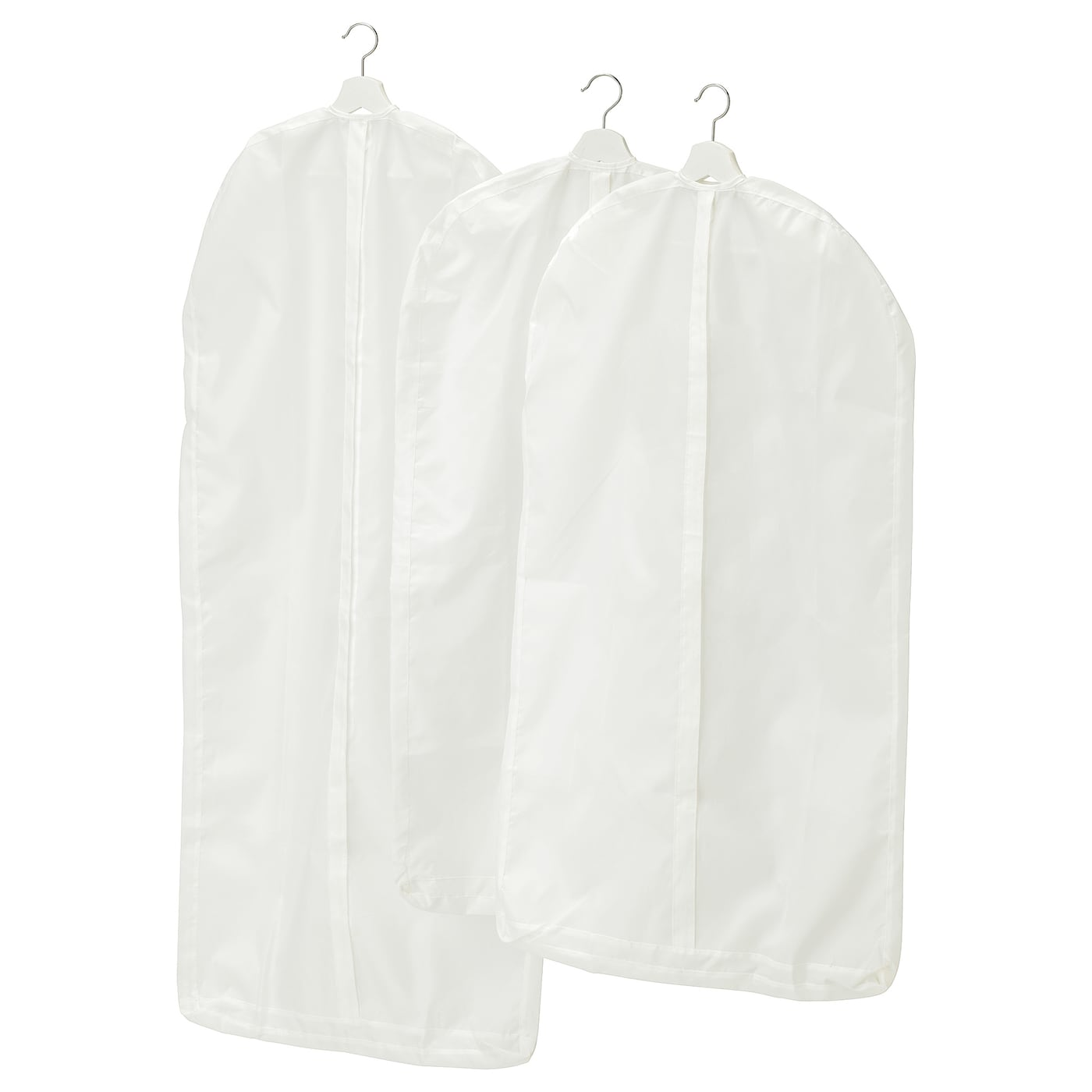 IKEA SKUBB clothes cover, set of 3 Protects your clothes from dust.