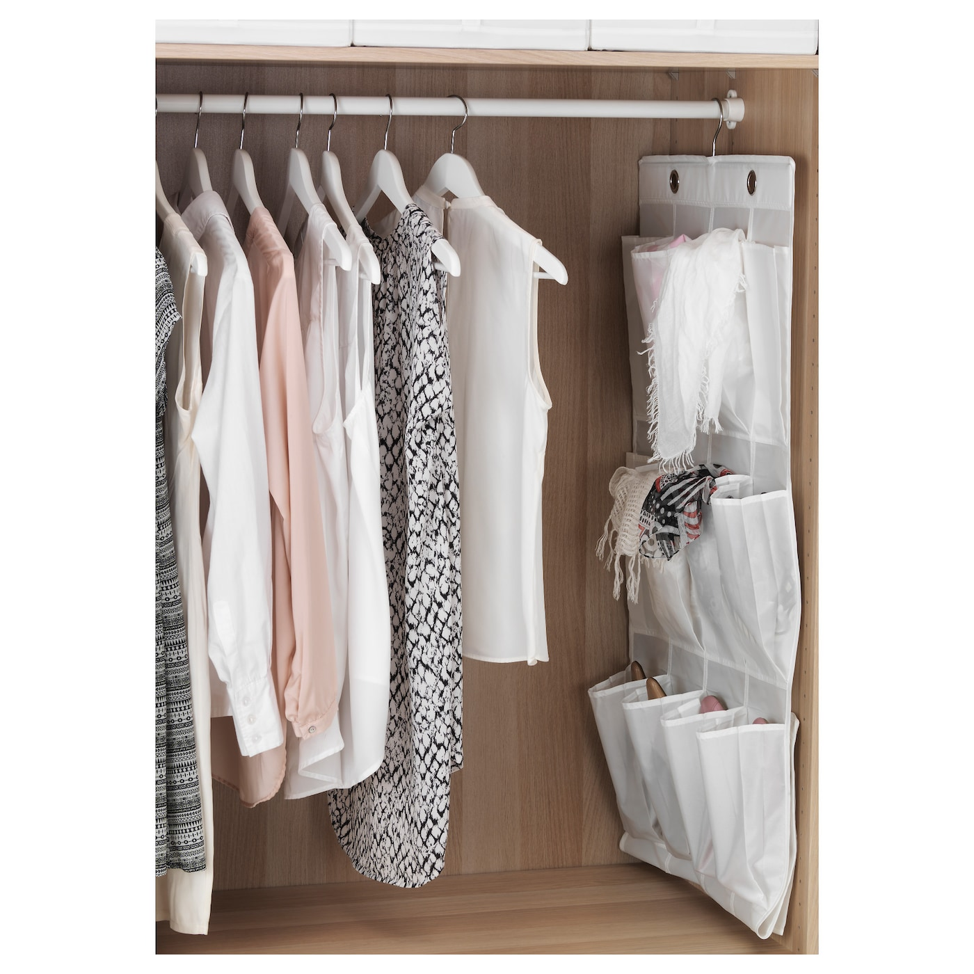 household functional clothing slip rack wardrobe hanger space cloth from multi product storage anti foldable laundry clip saving