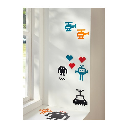 stickers muraux ikea belgique. Black Bedroom Furniture Sets. Home Design Ideas