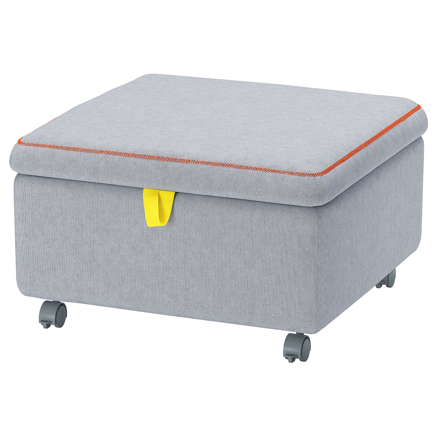 IKEA SLÄKT seat module with storage Practical storage space under the lid.