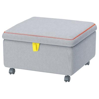 SLÄKT seat module with storage 61 cm 61 cm 36 cm