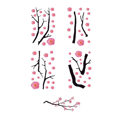 SL TTHULT Decoration Stickers IKEA With Decoration Stickers It