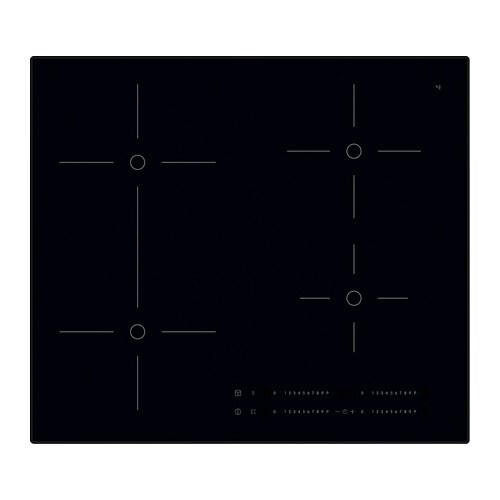IKEA SMAKLIG induction hob with bridge function
