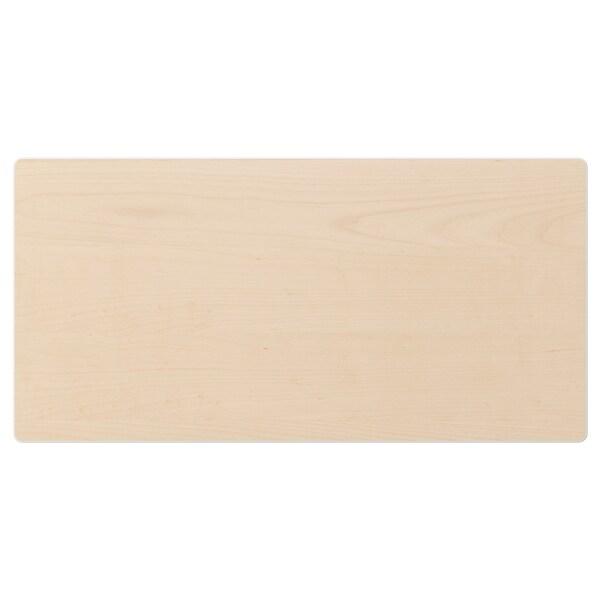 SMÅSTAD Drawer front, birch, 60x30 cm