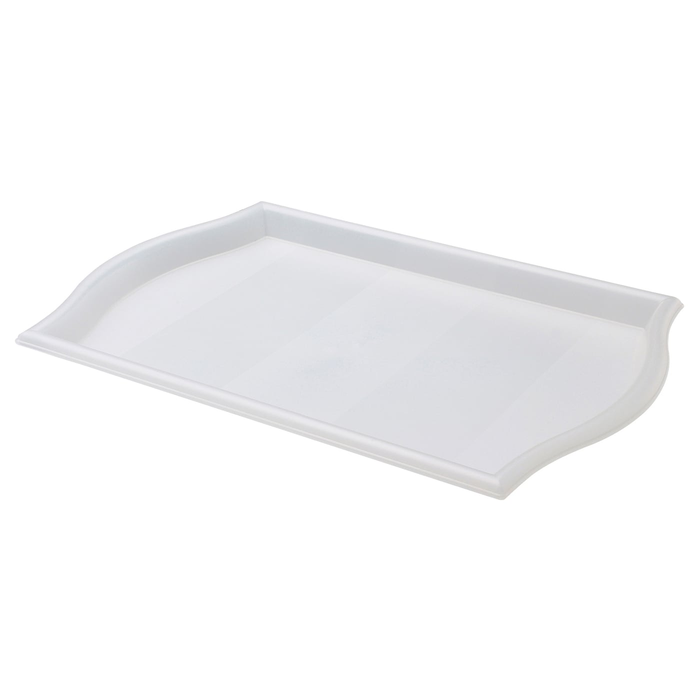 Smula tray transparent 52x35 cm ikea - Plateau petit dejeuner ikea ...