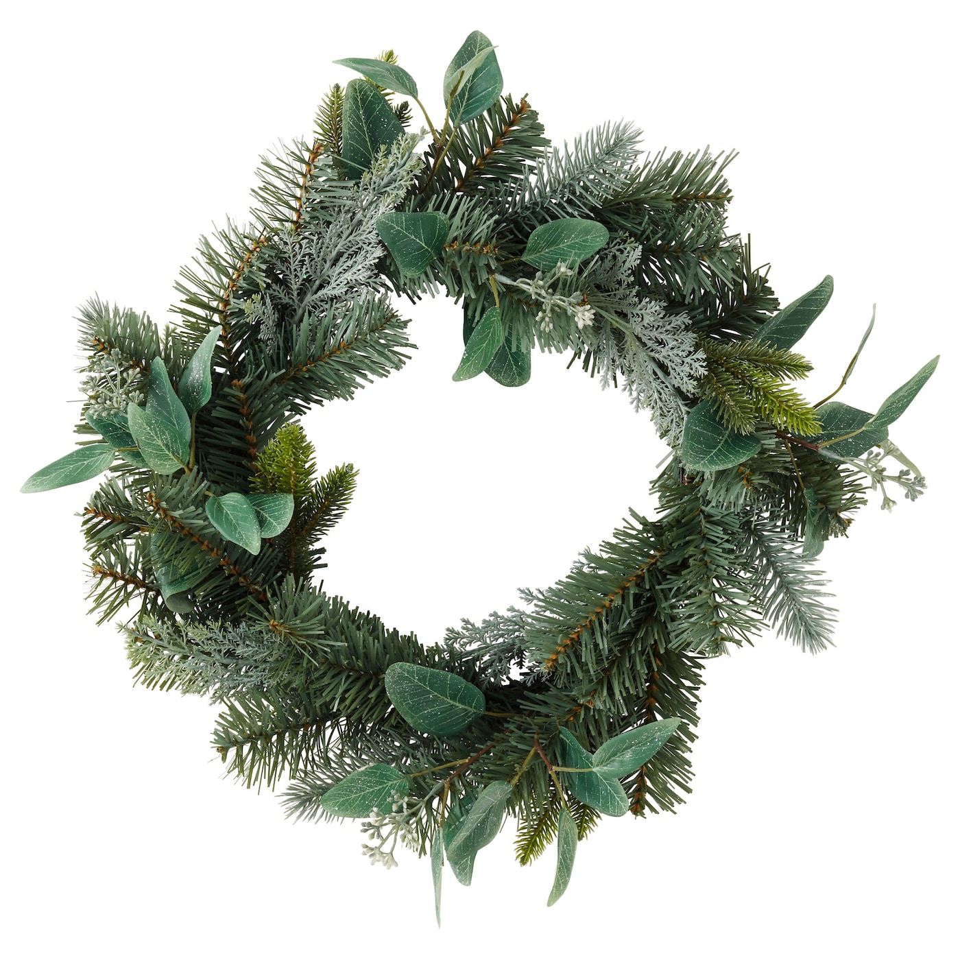 IKEA SMYCKA artificial wreath