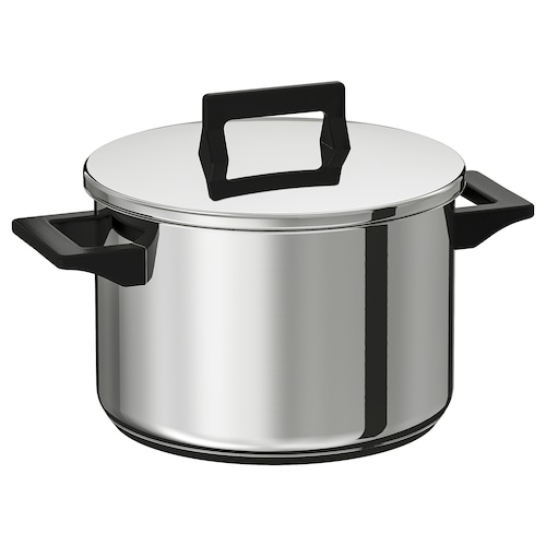 IKEA SNITSIG Pot with lid