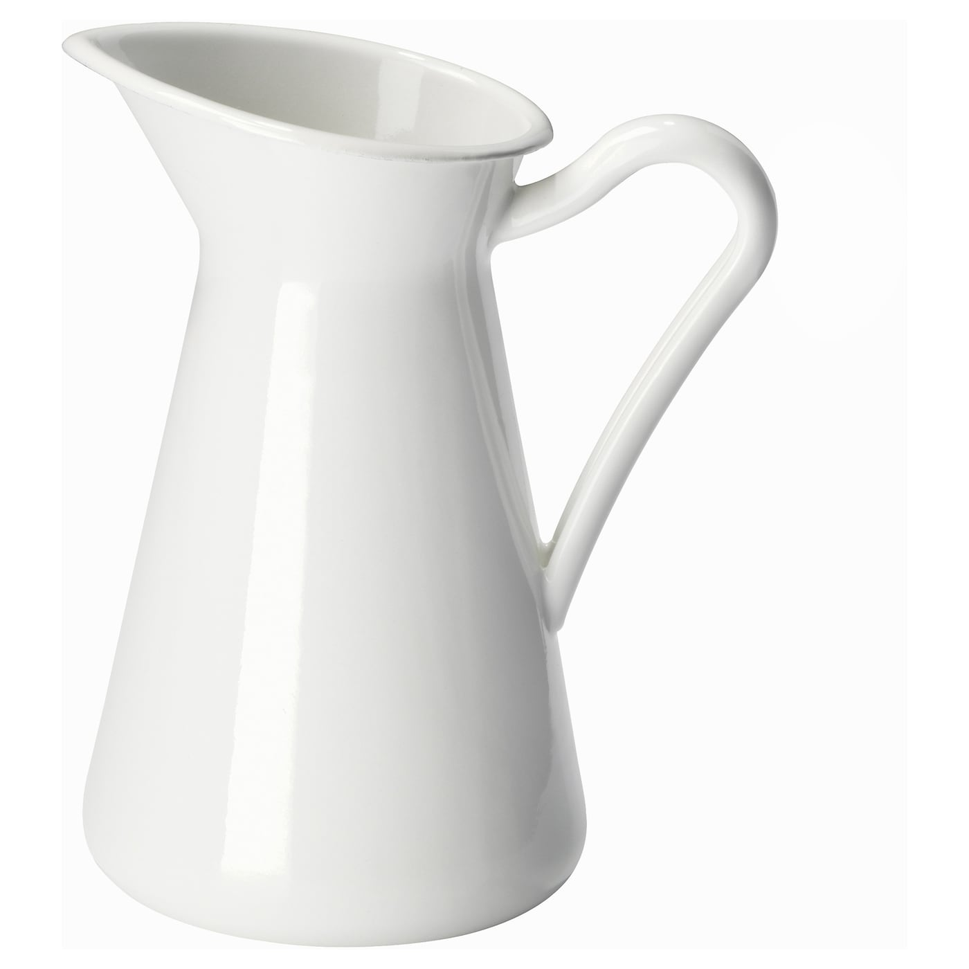 Design Ikea Vases vase white 16 cm ikea can also be used as a jug