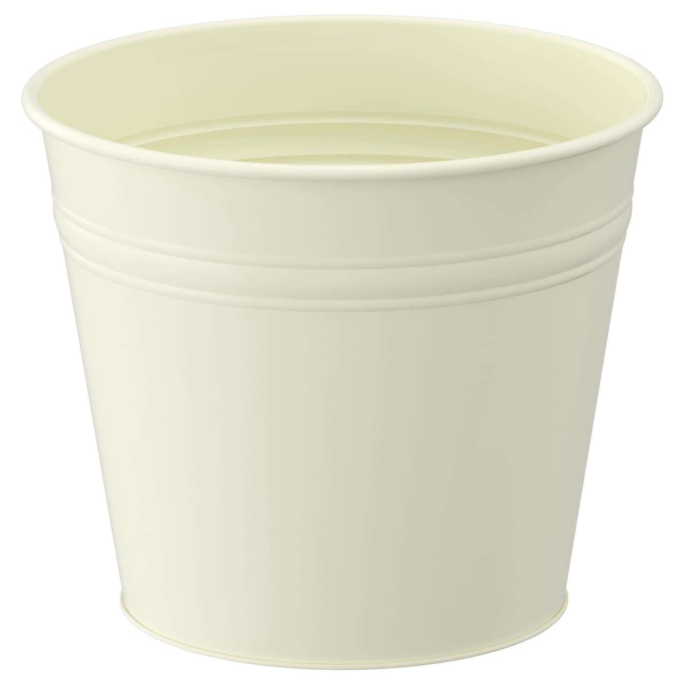 IKEA SOCKER plant pot Decorate your home with plants combined with a plant pot to suit your style.