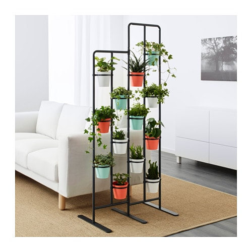 socker plant stand in outdoor grey 162 cm ikea. Black Bedroom Furniture Sets. Home Design Ideas