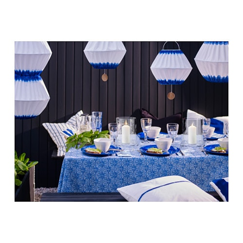 sommar 2016 plate blue 29 cm ikea. Black Bedroom Furniture Sets. Home Design Ideas