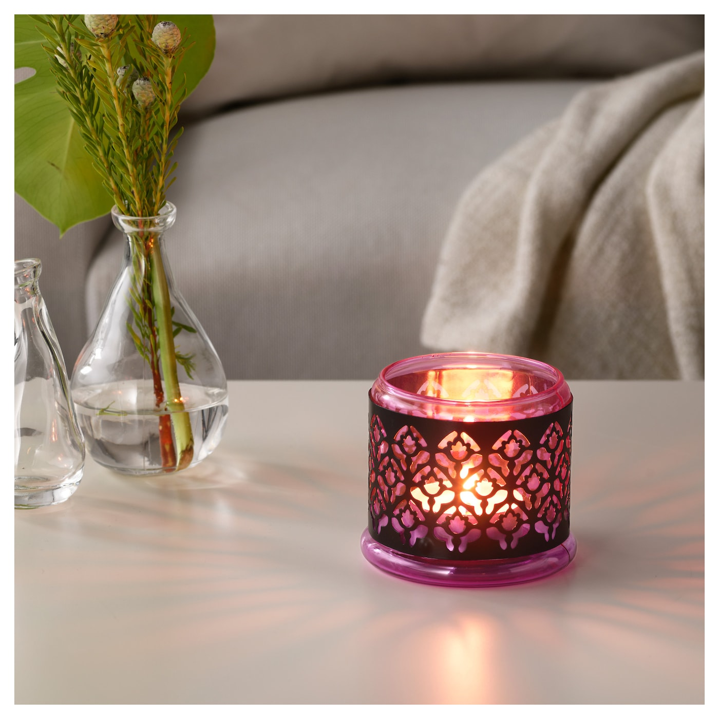 IKEA SOMMAR 2017 tealight holder/candle holder