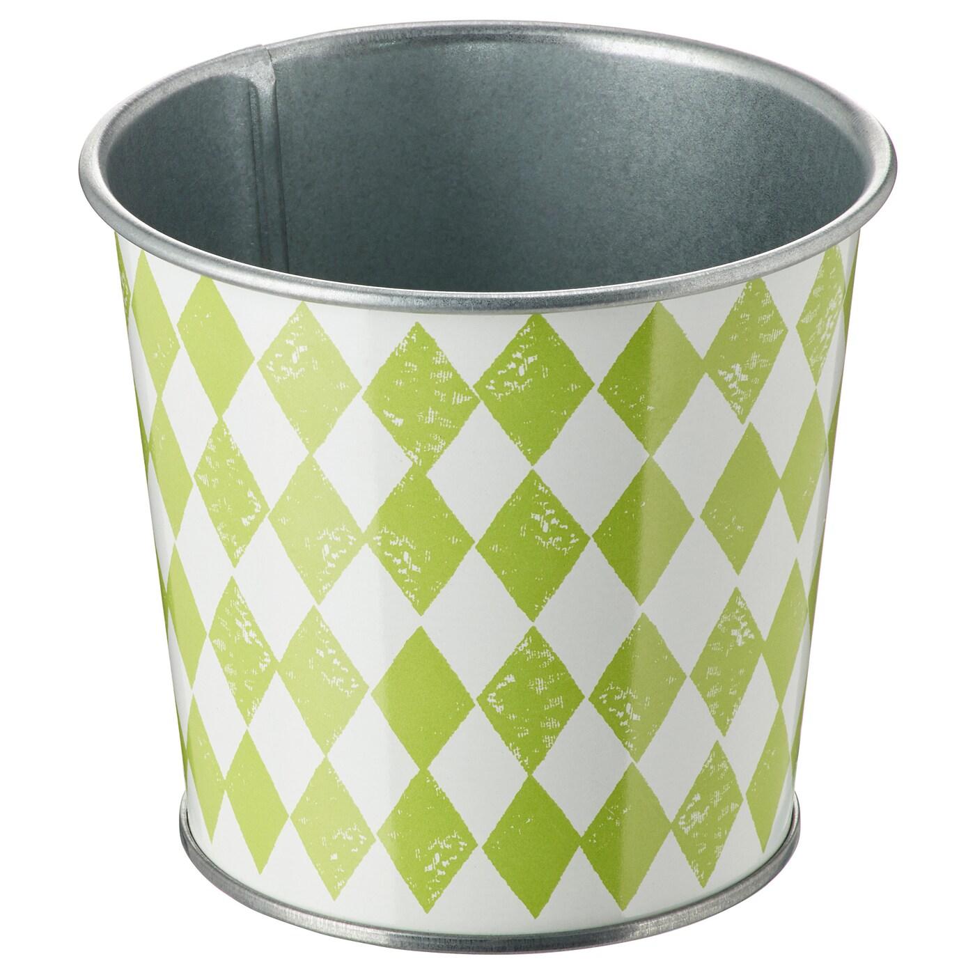 sommar 2018 plant pot patterned 9 cm ikea. Black Bedroom Furniture Sets. Home Design Ideas