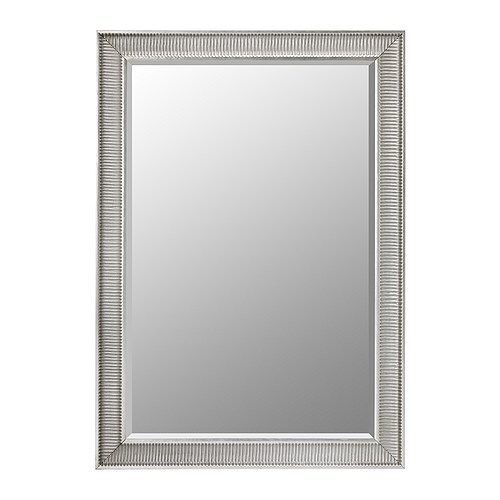 IKEA SONGE mirror Can be hung horizontally or vertically.