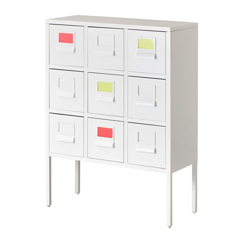 sprutt cabinet with drawers white 68x94 cm ikea