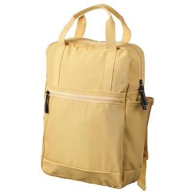 STARTTID Backpack, golden-yellow, 12 l