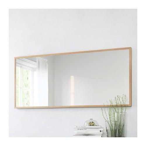 Stave mirror oak effect 70x160 cm ikea - Espejo stave ikea ...