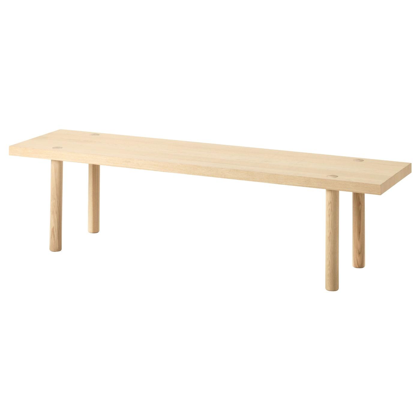 stockholm 2017 coffee table ash veneer 160x41 cm ikea. Black Bedroom Furniture Sets. Home Design Ideas
