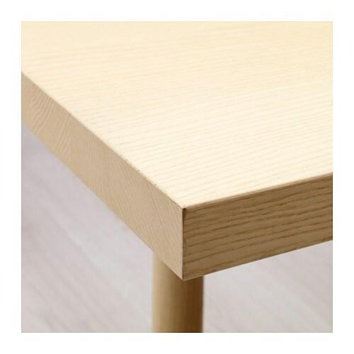 STOCKHOLM 2017 Coffee table Ash veneer 160x41 cm IKEA