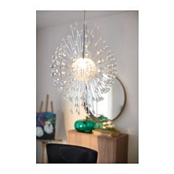 Stockholm chandelier ikea - Lustre ventilateur ikea ...