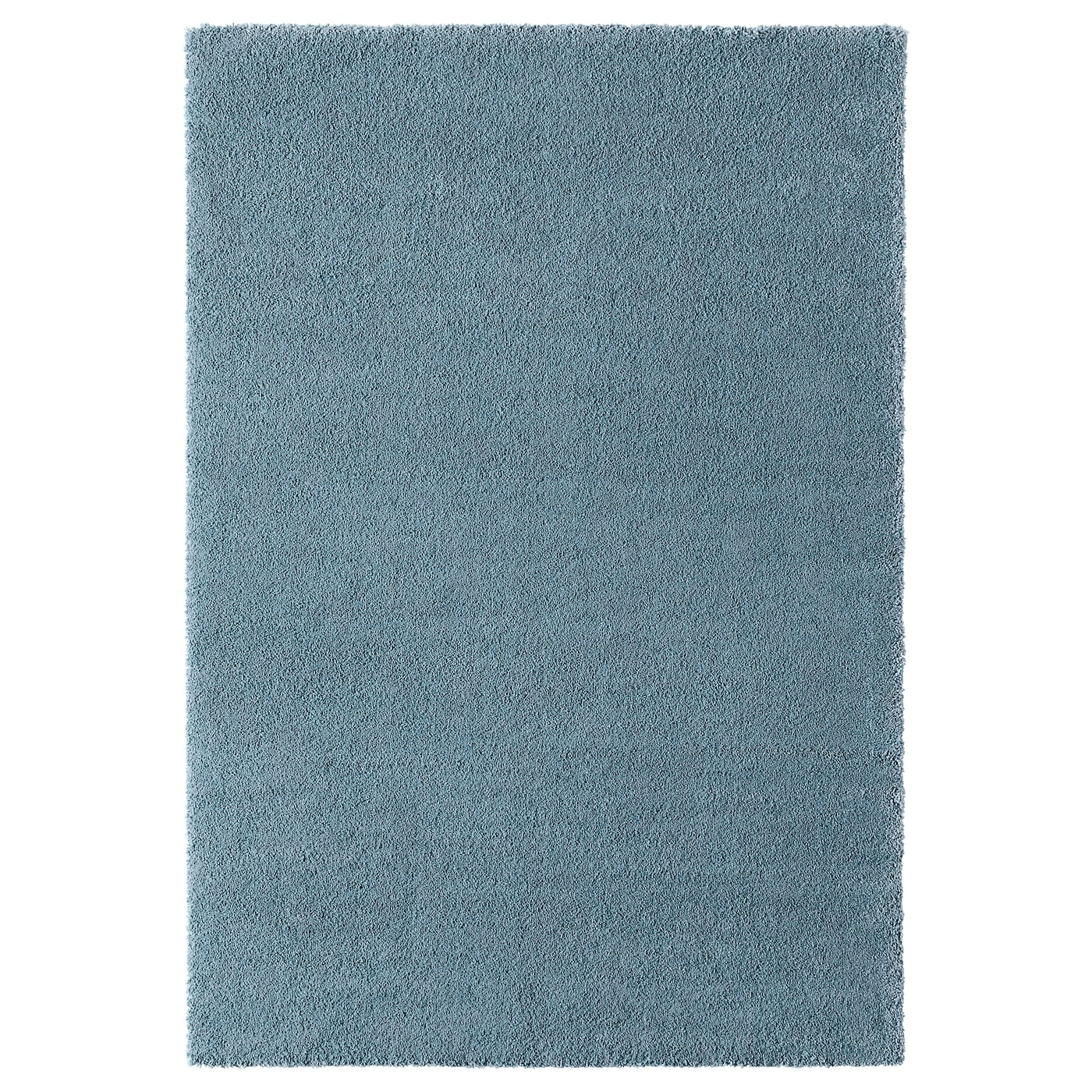 IKEA STOENSE rug, low pile The light sheen creates variations in the surface.