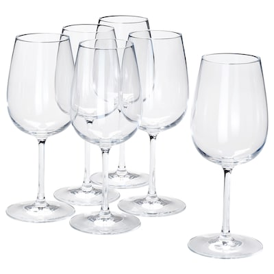 STORSINT Wine glass, clear glass, 49 cl