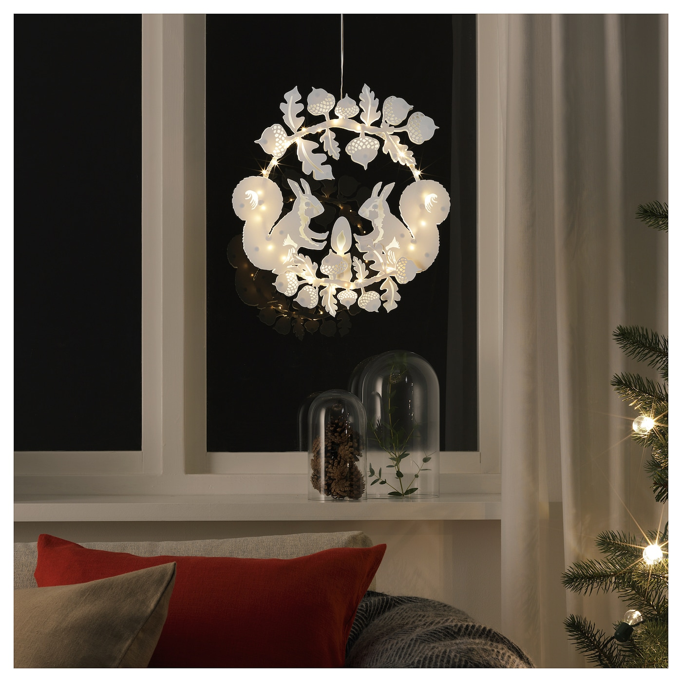 Ikea StrÅla Led Wall Pendant Lamp