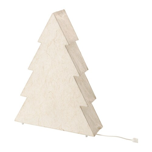 IKEA STRÅLA table decoration Perfect for creating the ambiance of the holidays in your home.