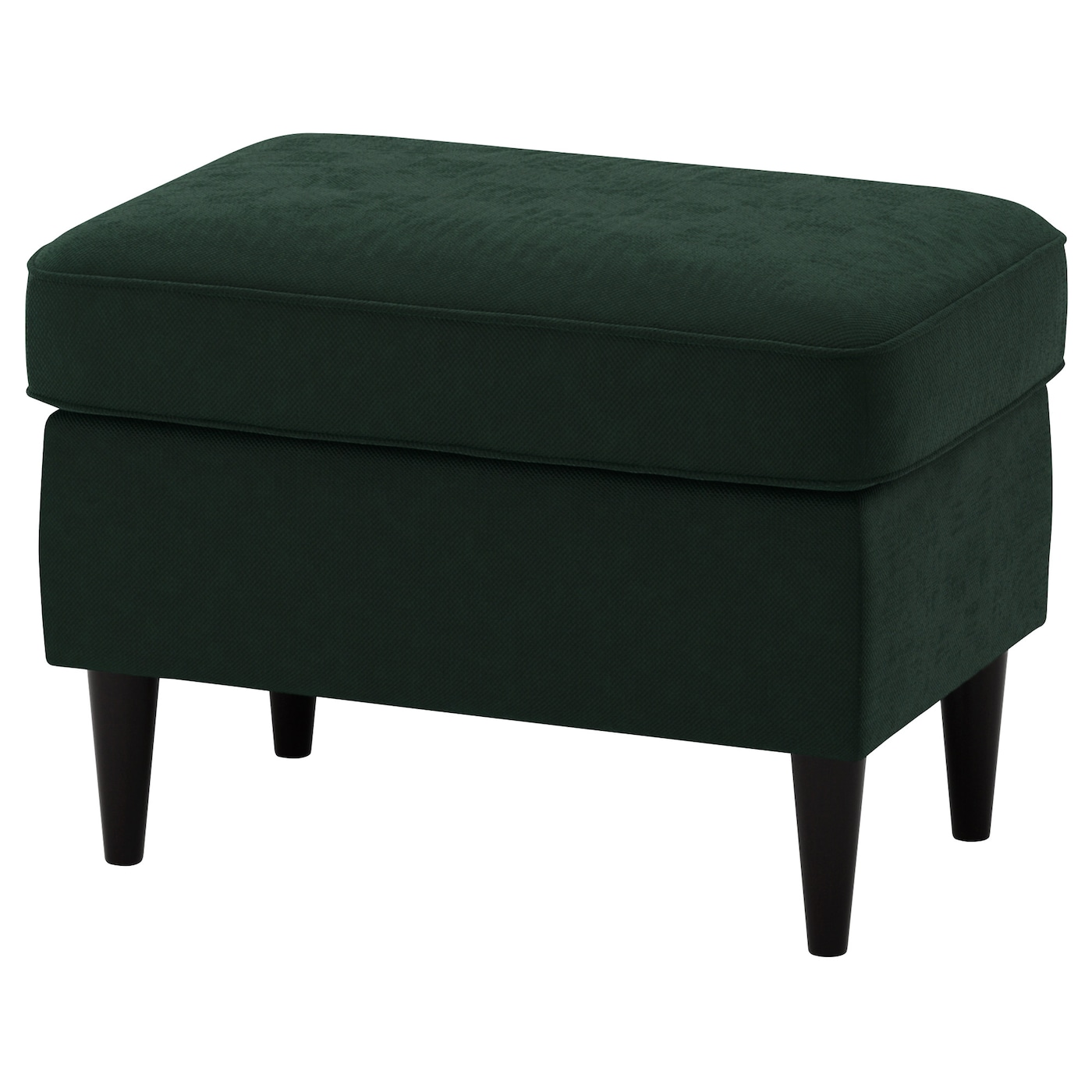 IKEA STRANDMON footstool Works as an extra seat or footstool.