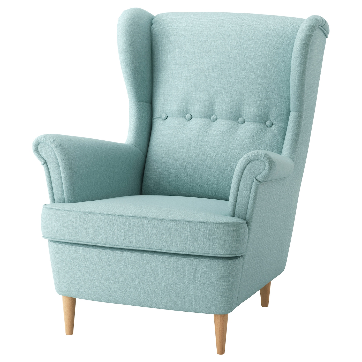Genial IKEA STRANDMON Wing Chair 10 Year Guarantee. Read About The Terms In The  Guarantee Brochure