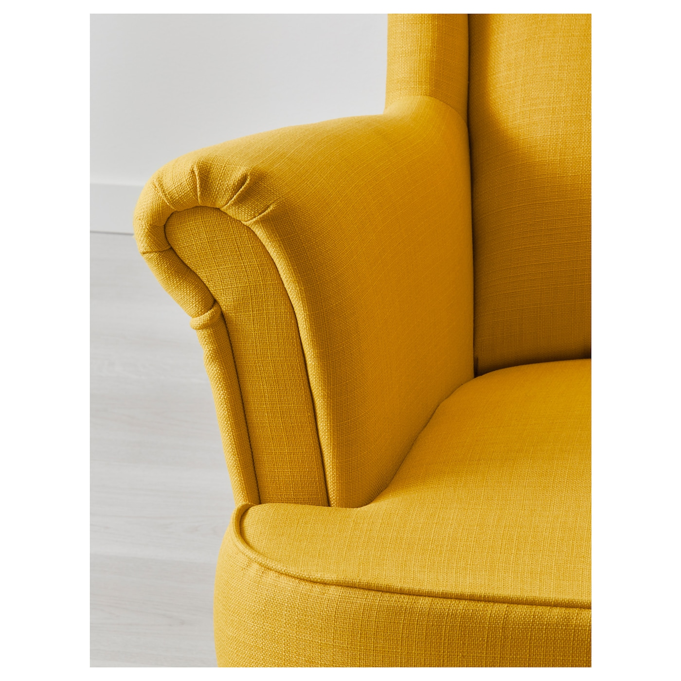 IKEA STRANDMON wing chair 10 year guarantee. Read about the terms in the guarantee brochure.