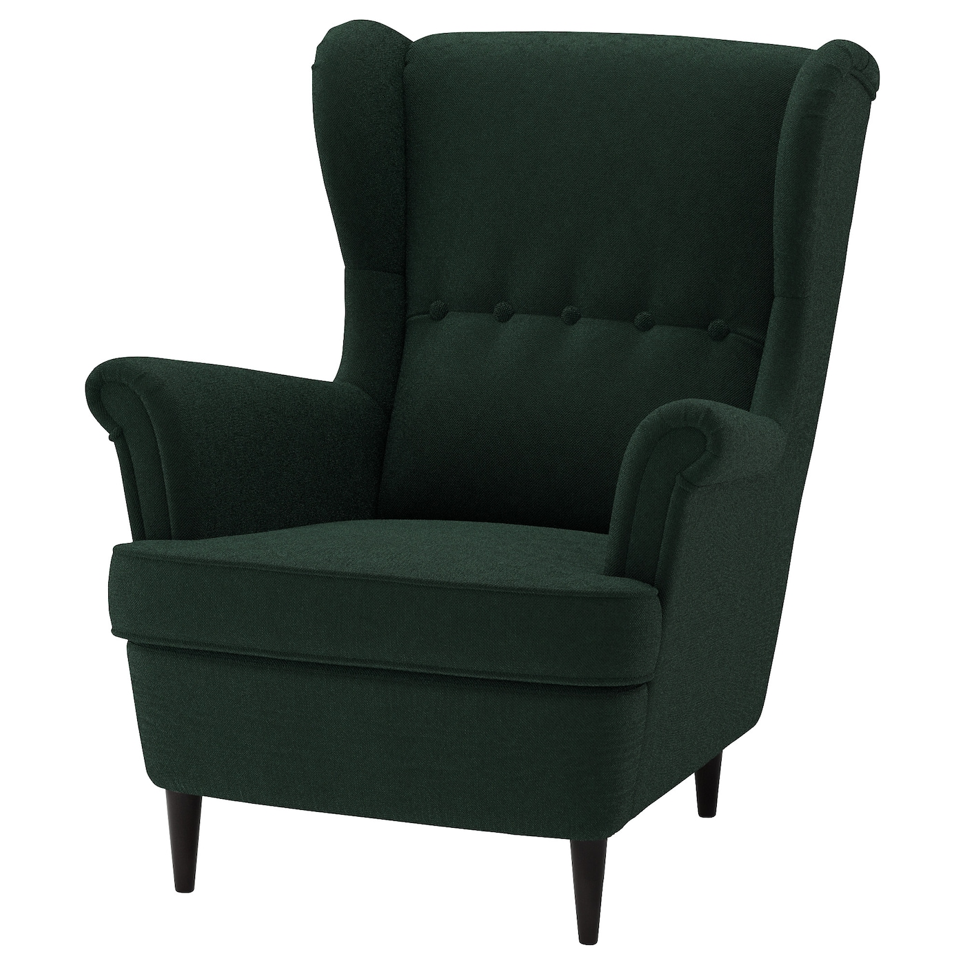 IKEA STRANDMON Wing Chair 10 Year Guarantee. Read About The Terms In The  Guarantee Brochure